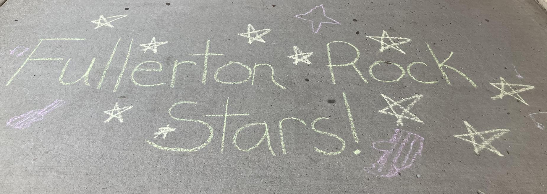 Fullerton Rock Stars