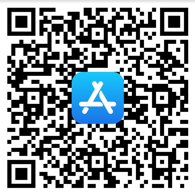 QR code to download StudentSquare app App Store