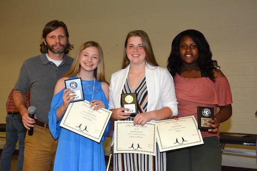 Boys and Girls Soccer 2019 Awards