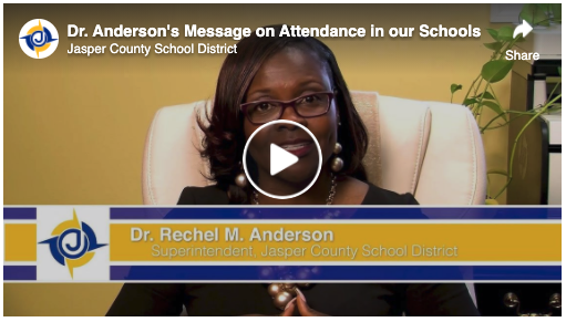 Attendance in our schools