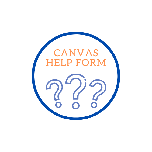 canvas help form