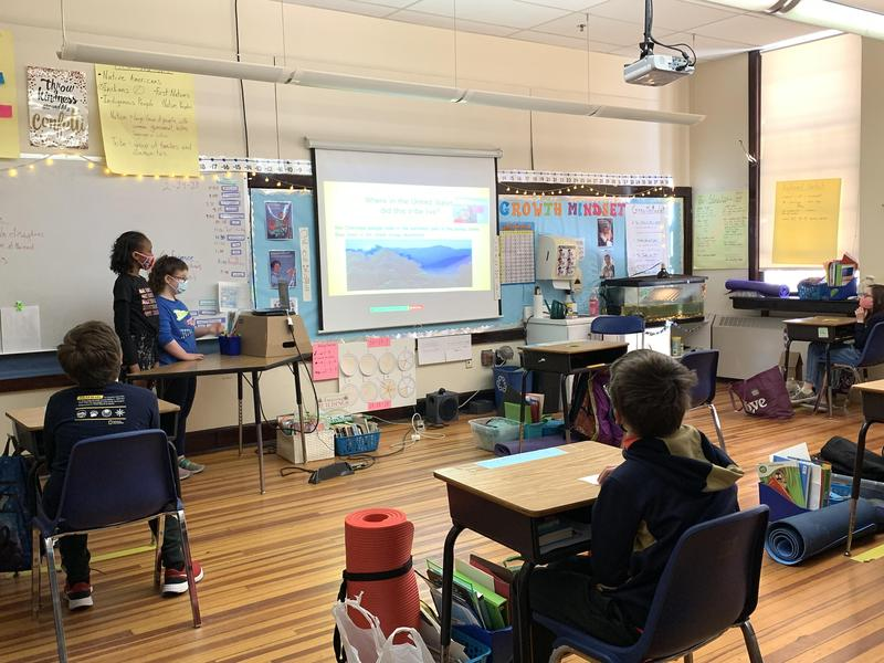 Grade 3/4 Social Studies Presentations Featured Photo