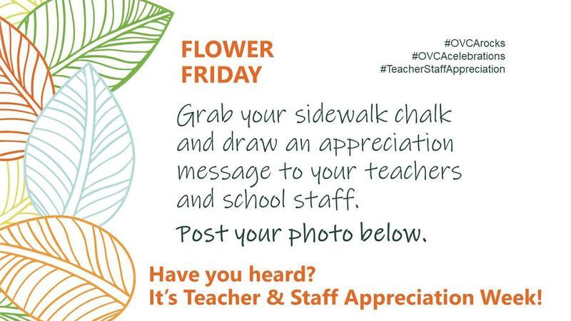 Teacher & Staff Appreciation: Flower Friday Featured Photo