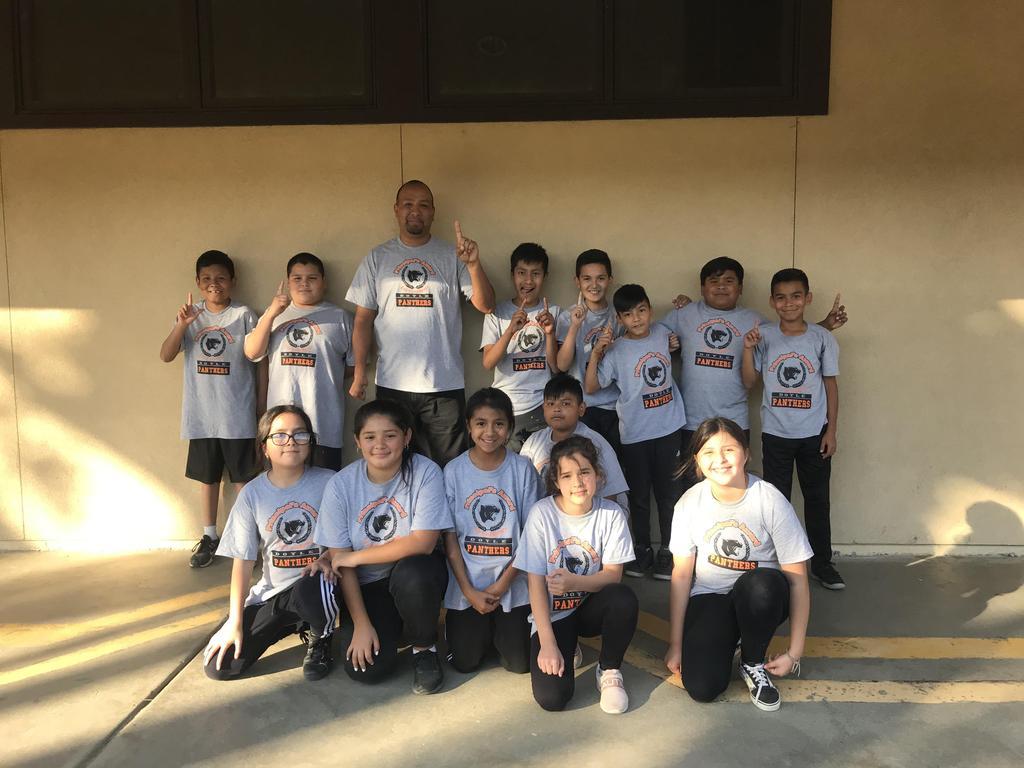 Mr. Morelos Soccer Championship Team