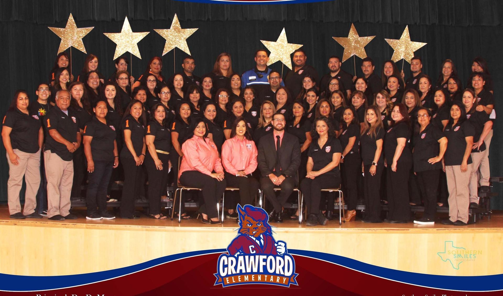 Crawford staff
