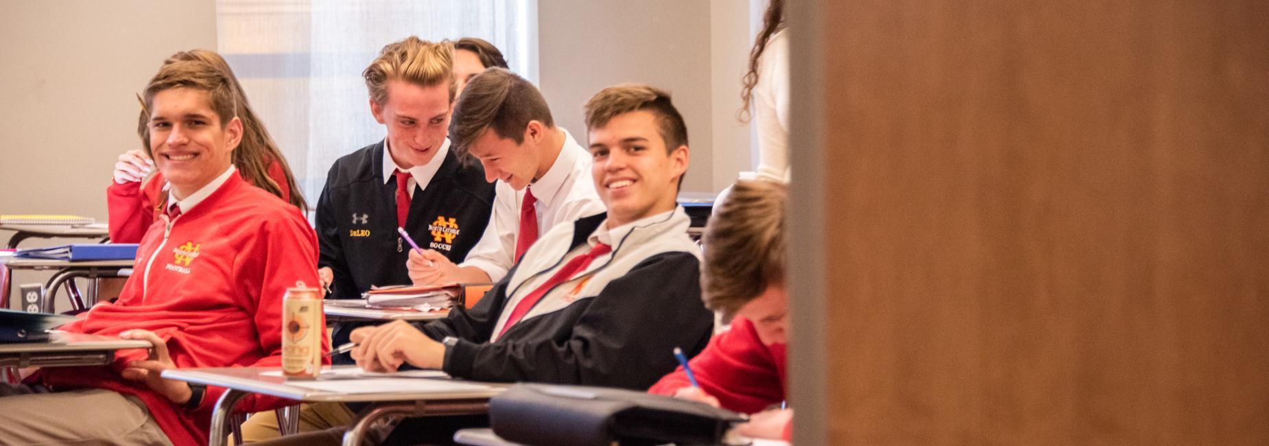 North Catholic Honors Classes