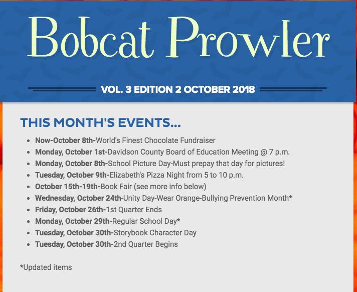 October Prowler