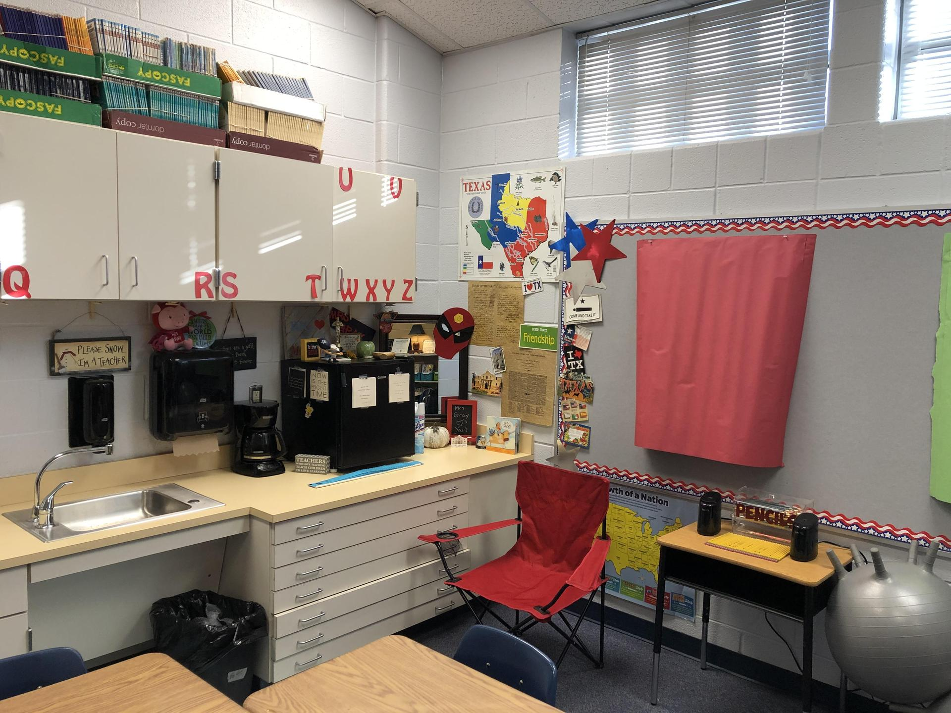 We have lots of room for learning and fun!