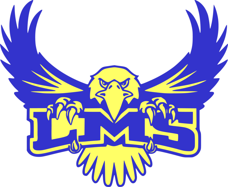 Lanier MS Logo