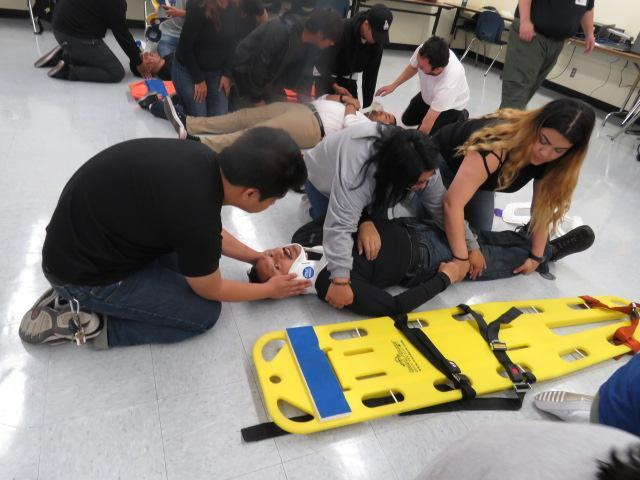 First Responder   Career Technical Education