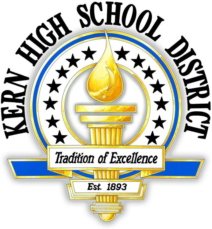 Kern High School District logo