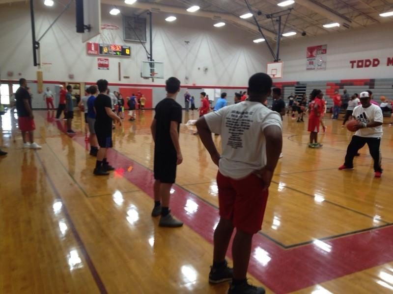 Basketball Skills Camp Featured Photo