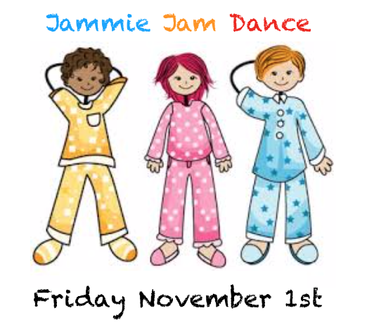 Jammie Jam Dance this Friday, November 1st Featured Photo