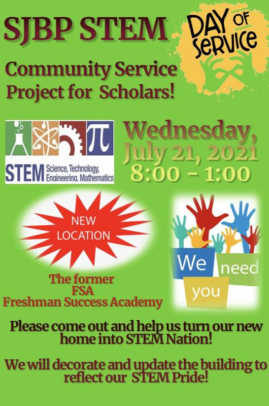 Community Service Project for Scholars Thumbnail Image
