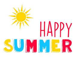 Happy Summer! See You Soon!