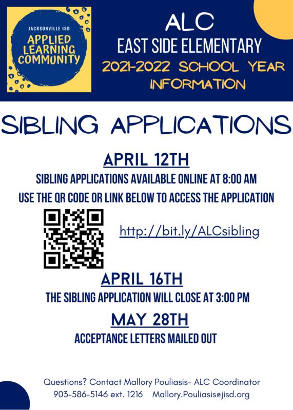ALC Sibling Application