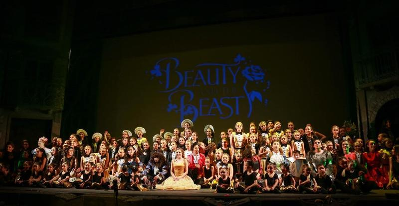 "Alumnos de colegios de la Red Semper Altius presentaron ""Beauty and the Beast"" en Teatro Telcel Featured Photo"