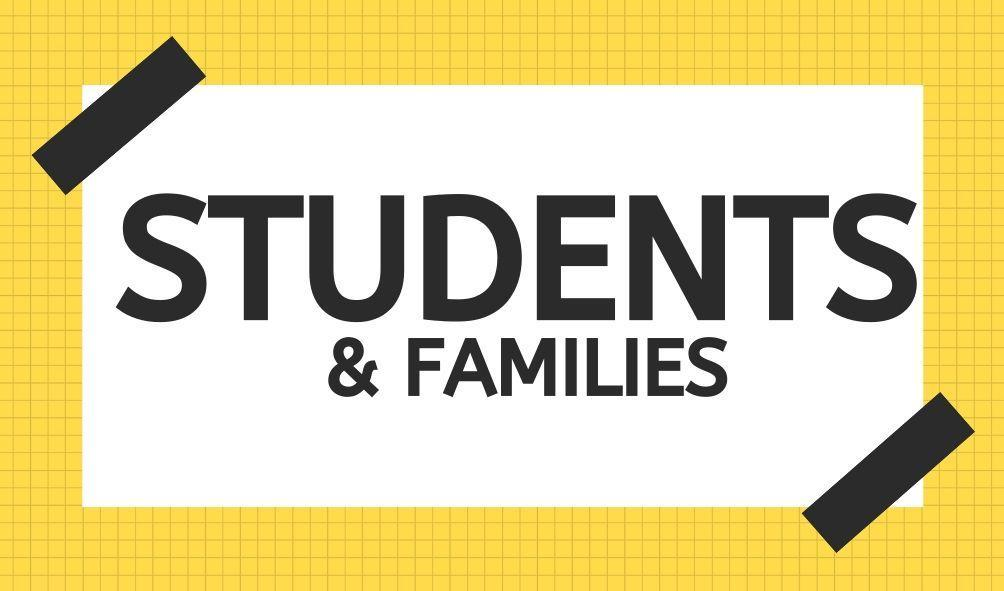 Students and families