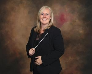 ruth livengood, MSHS band director