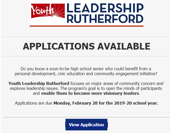 youth leader app