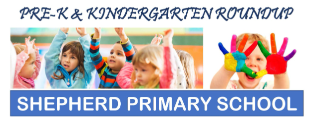 Pre-K & Kindergarten Roundup Featured Photo