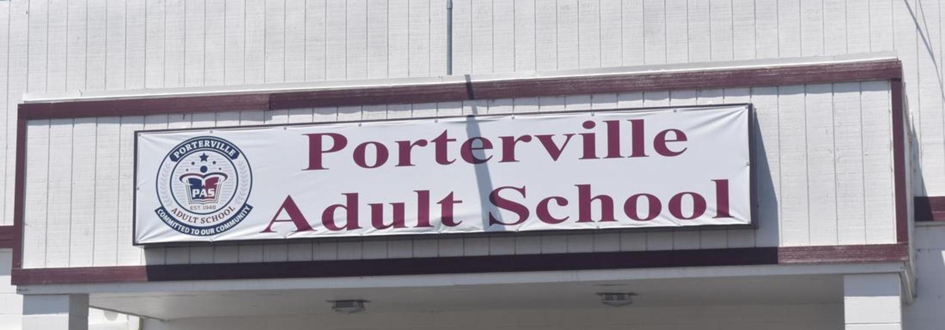 Porterville Adult School