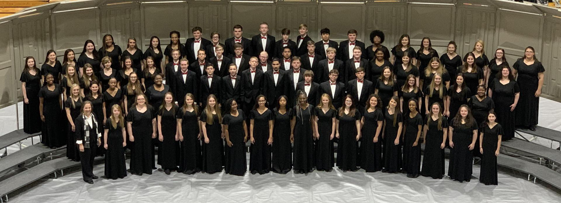 NCHS Choir Photo