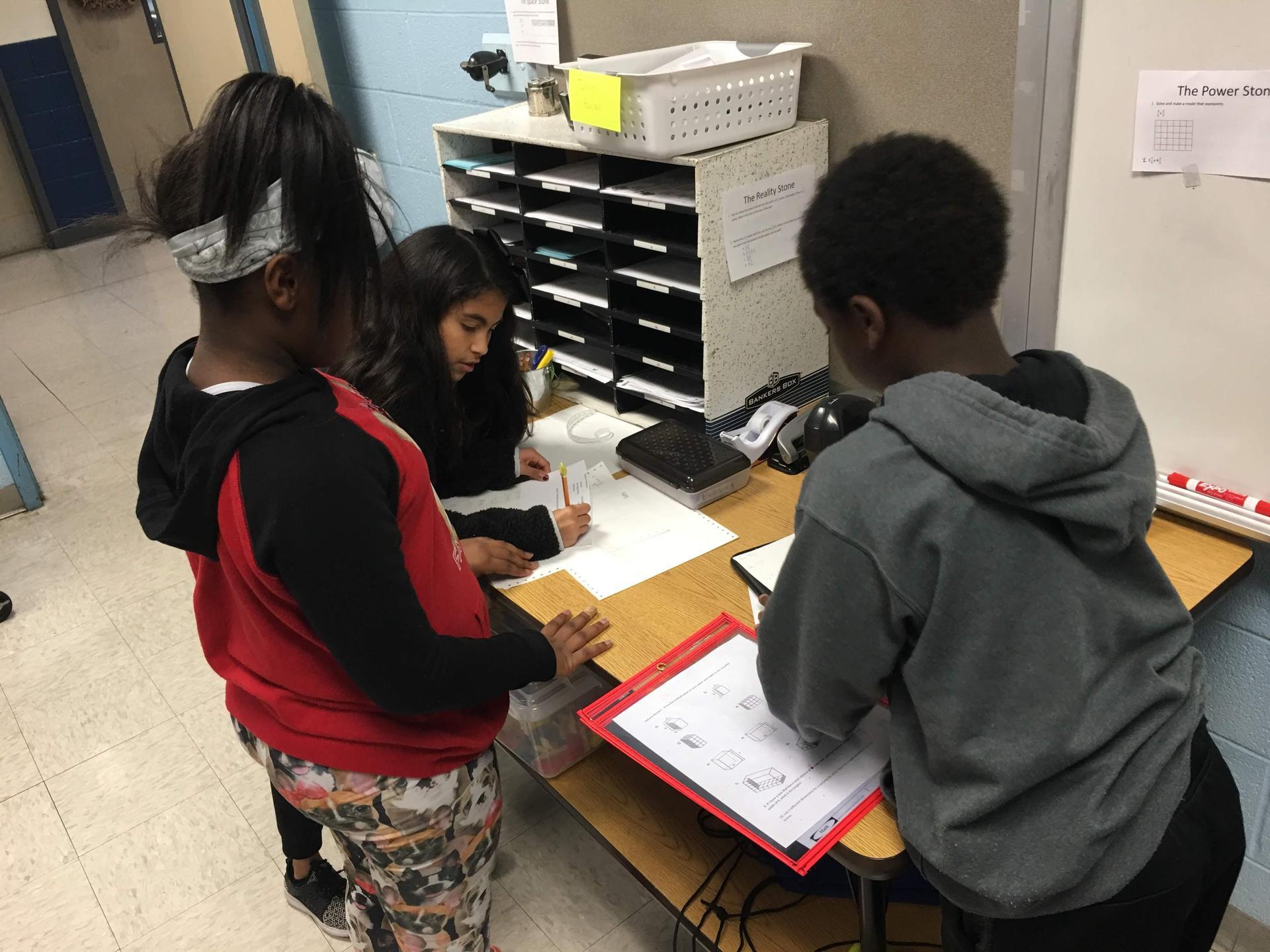 Blended Learning Station Rotation