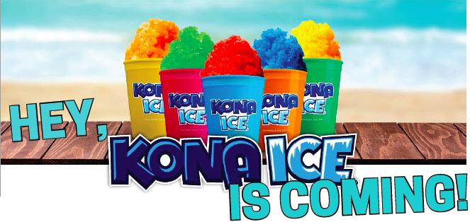 KONA ICE DAY! Featured Photo