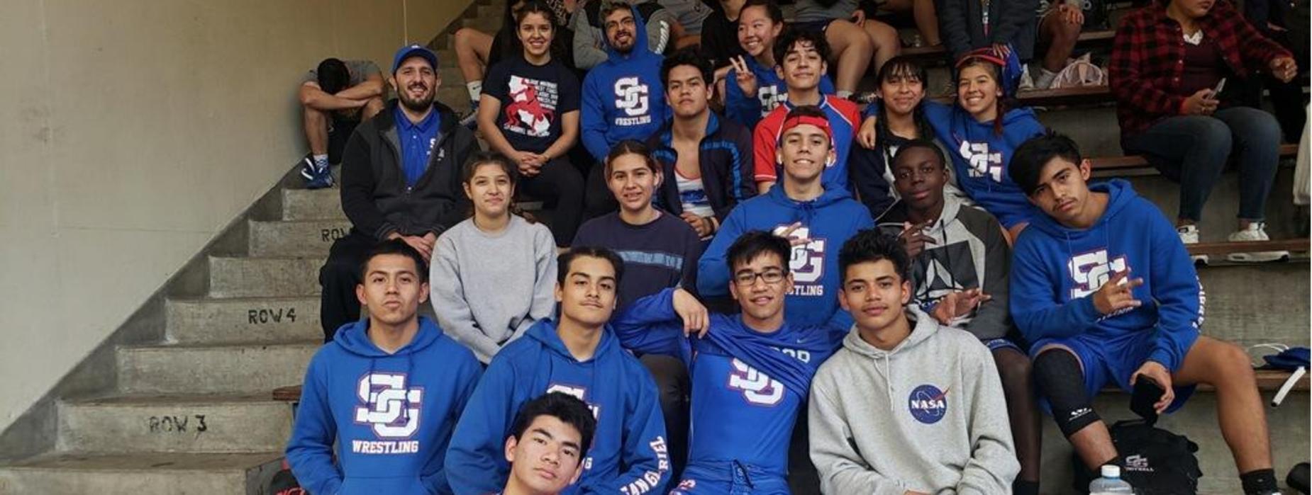 Matador Wrestling Team