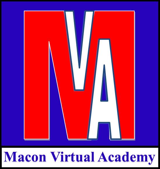Macon Virtual Academy Logo