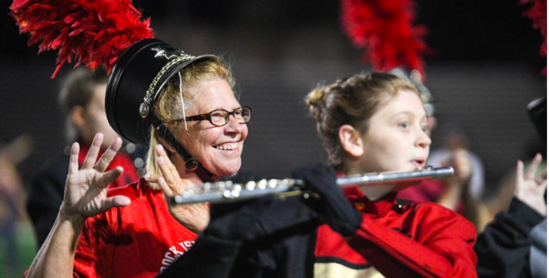 The Annual PRIDE of Rock Island Marching Band Preview Night Featured Photo