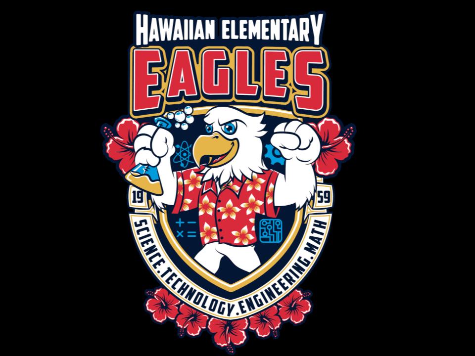 Hawaiian ES logo