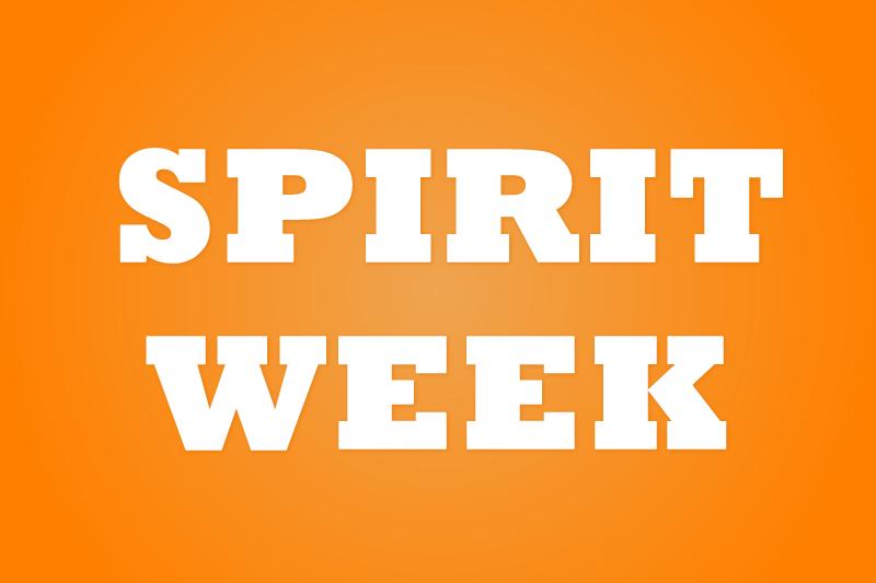 Image Spirit Week