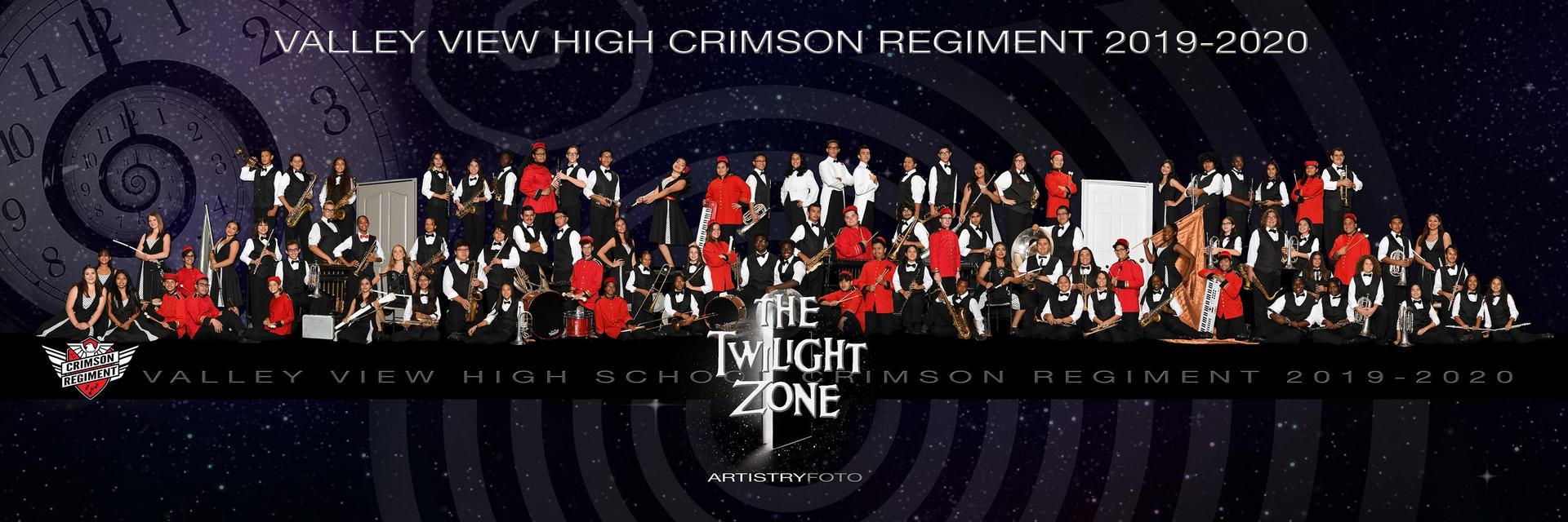 2019-2020 Crimson Regiment