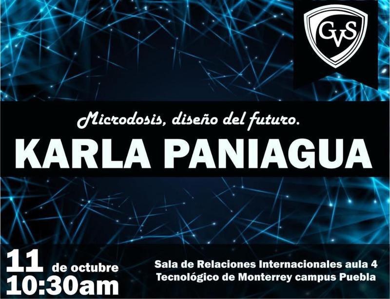 Ponencia MICRODOSIS DISEÑO DE FUTURO - Karla Paniagua Thumbnail Image