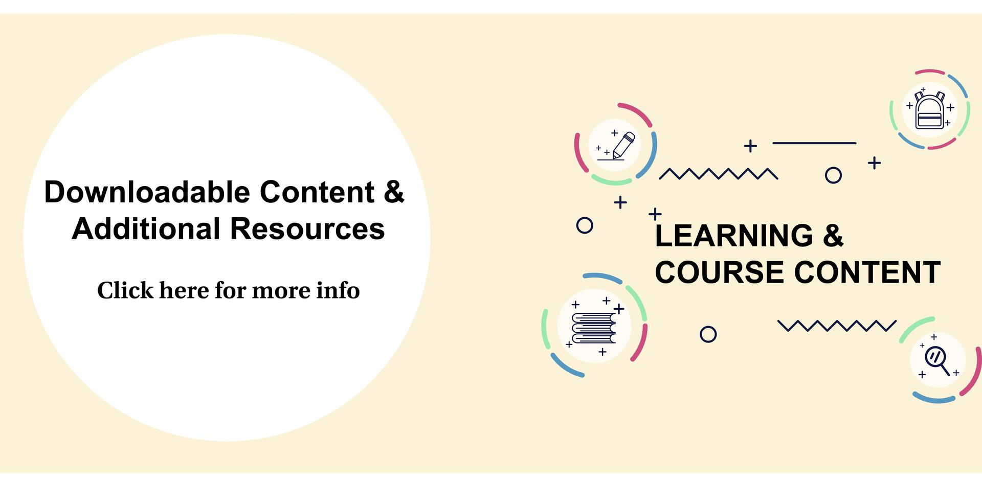 Learning and Course Content
