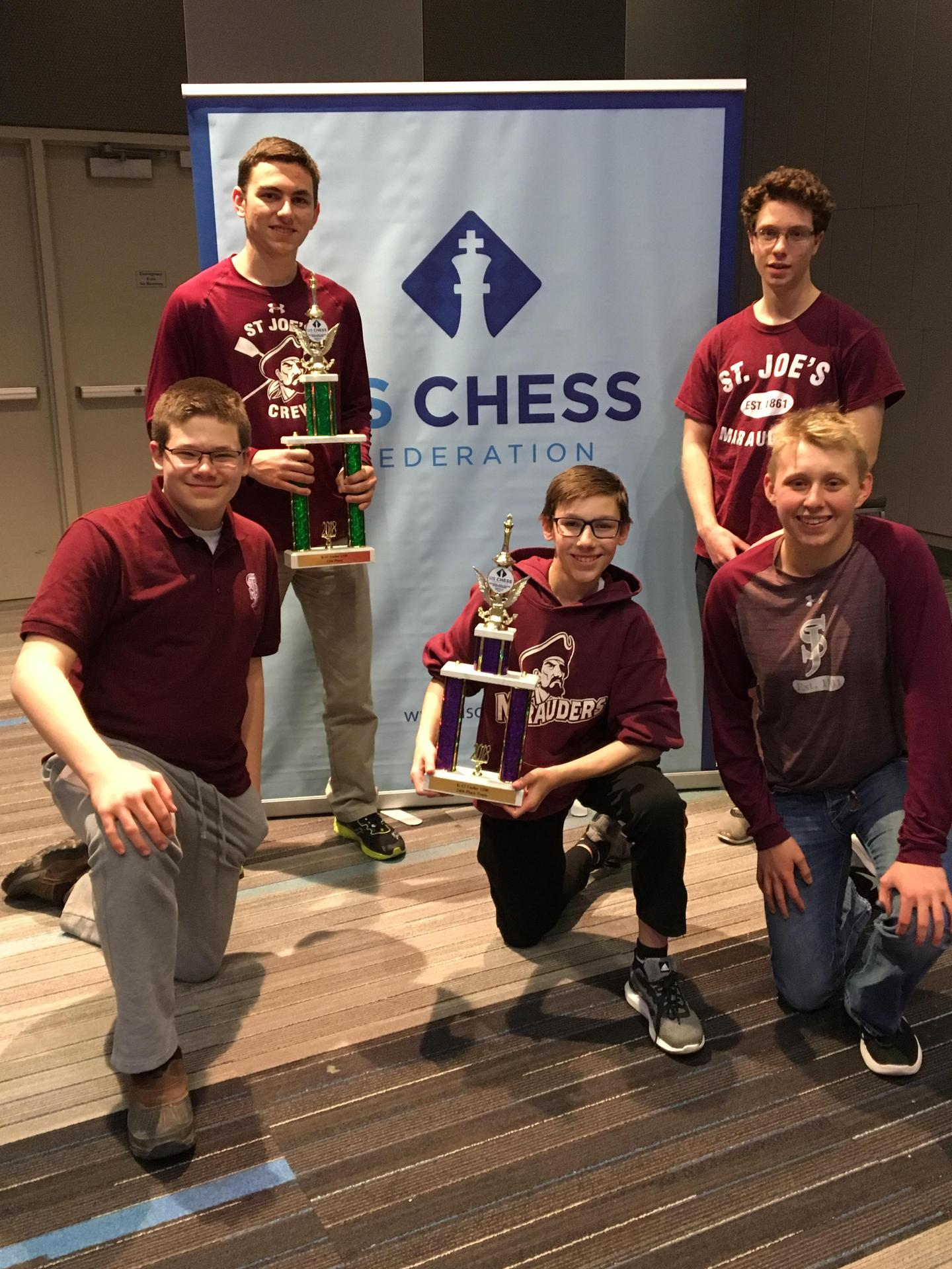 chess champs