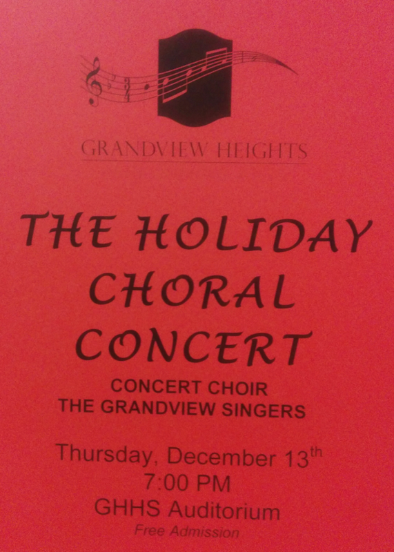 Annual Holiday Choral Concert a Season Highlight - Thursday, December 13, 2018, 7 p.m. Thumbnail Image