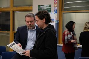 community meeting photo