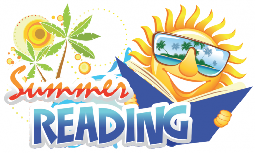 Summer Reading Graphic