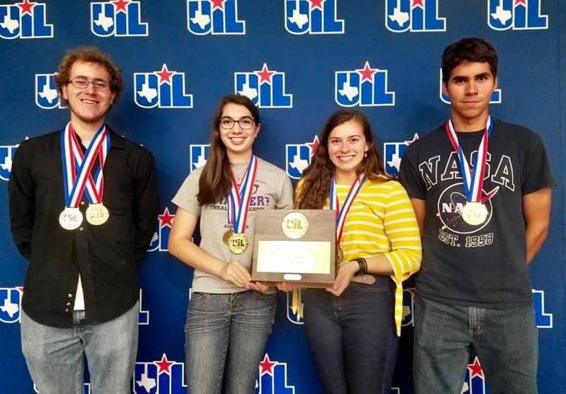 UIL Science Team Wins State Championship! Thumbnail Image