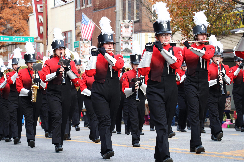 Butler Parade