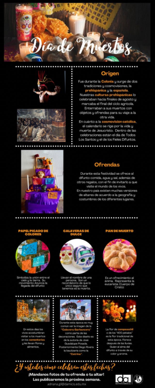 DÍA DE MUERTOS Featured Photo