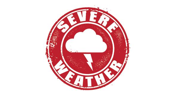Severe Weather Notice