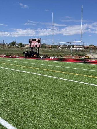 CPH football field