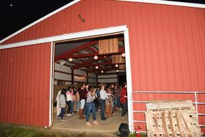 Barn Bash at the Helgerson barn