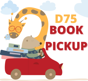 Book Pickup Graphic