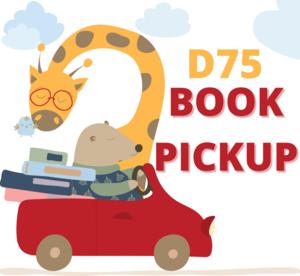 Book Pickup Graphic