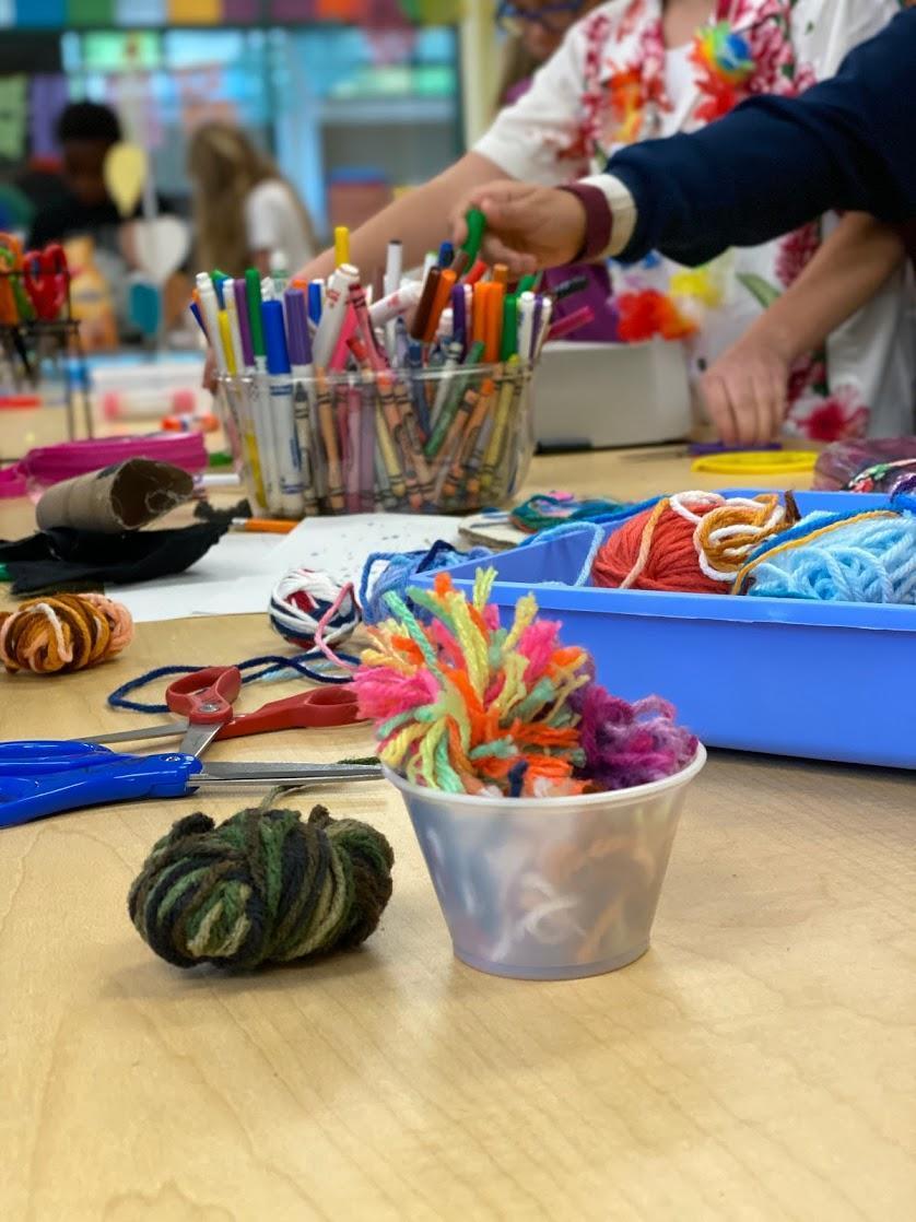 Creating w/yarn